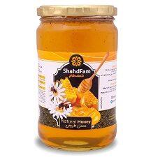 عسل طبیعی با خواص زیاد