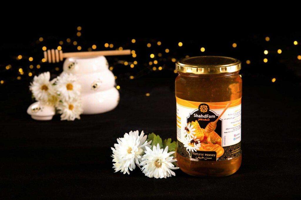 عسل طبیعی با خواص بالا