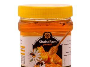 عسل طبیعی شهد فام